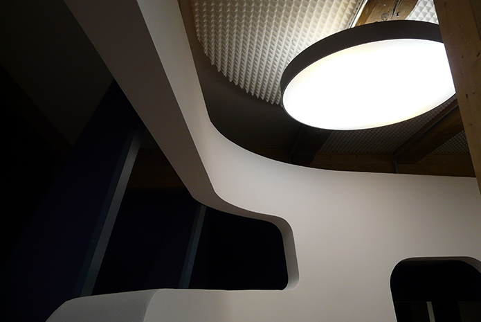 Tageslicht Deckenlampe