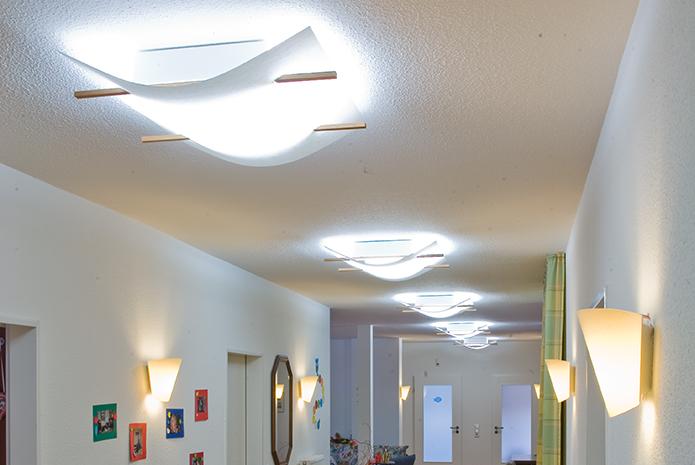 Praxisbeleuchtung Mit Tageslichtlampen
